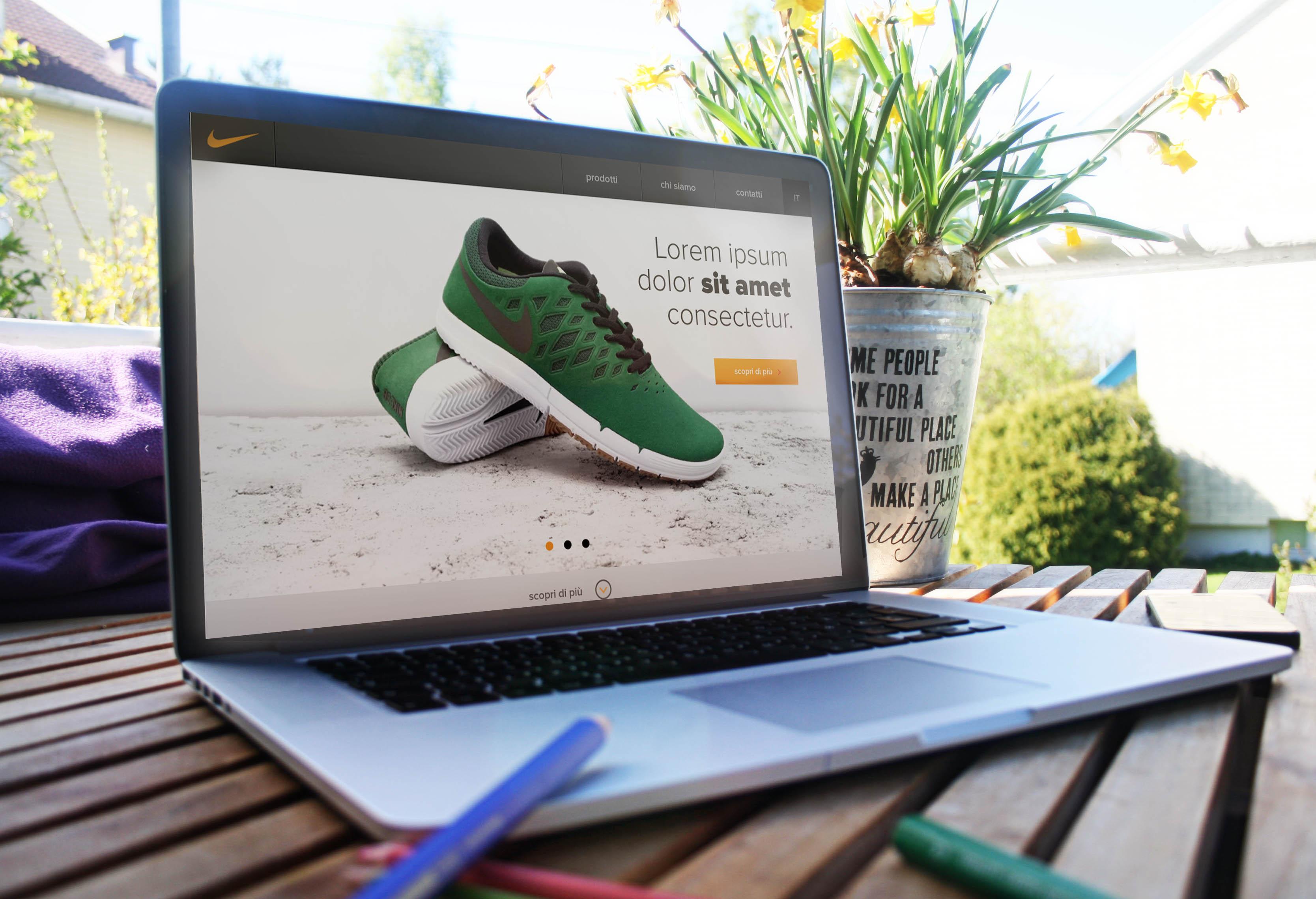 Nike per AltroSito